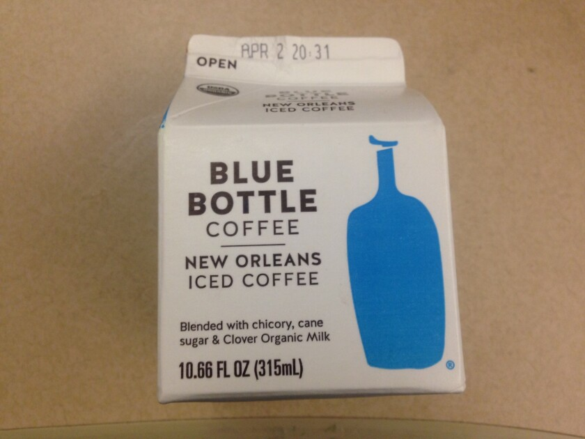 A new ready-made coffee