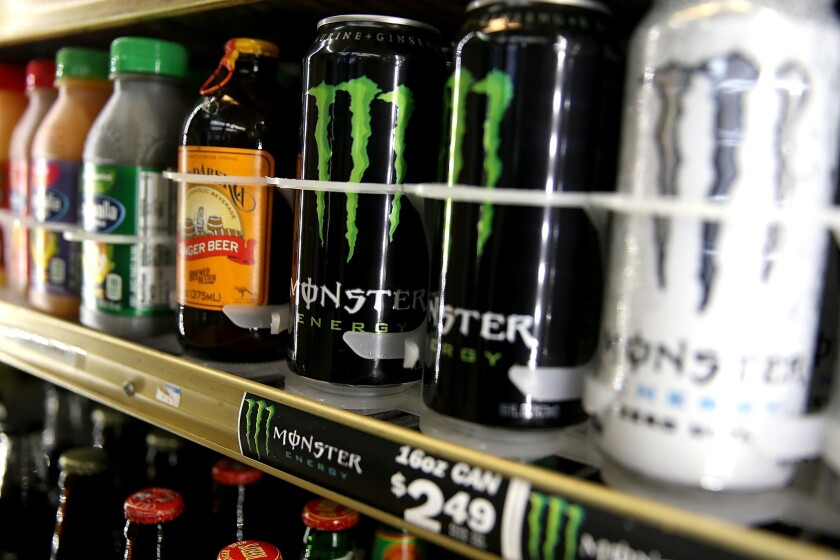 Monster Beverage Corp. recently signed a multiyear deal to be the title sponsor of NASCAR stock-car racing's top series.