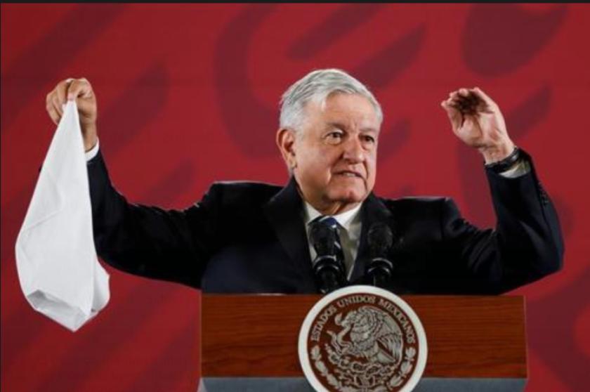 El 61 % de los mexicanos aprueba la gestión del presidente López Obrador -  Los Angeles Times