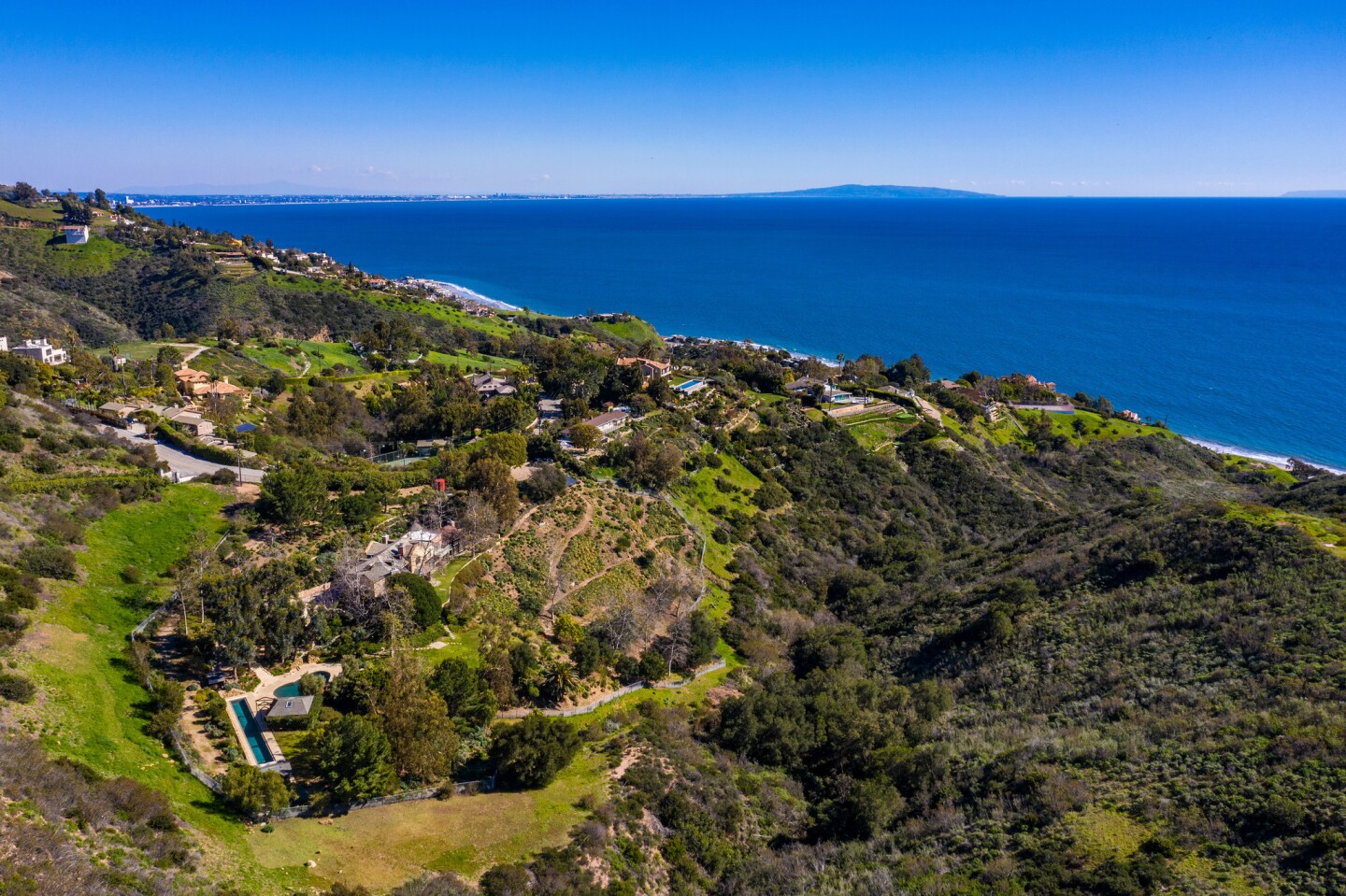 Mel Gibson's Malibu estate | Hot Property