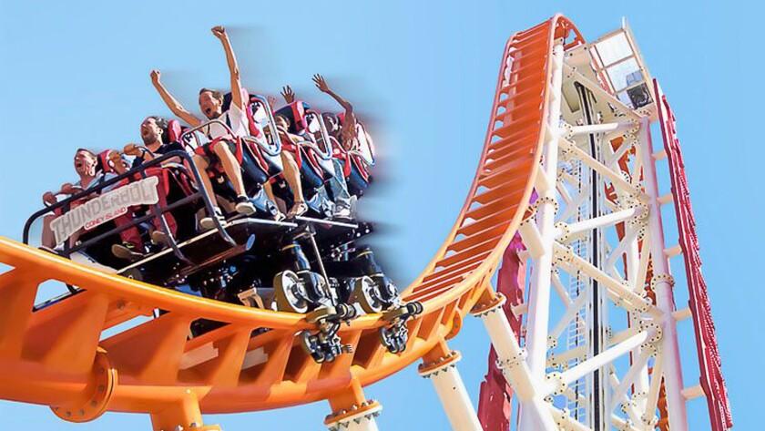 Alabama's Owa theme park will feature a coaster similar to Coney Island's Thunderbolt.