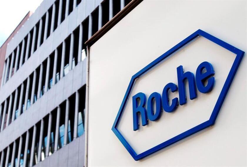 Foto de la sede de la compañia farmaceutica Roche en Basilea, Suiza. EFE/Archivo