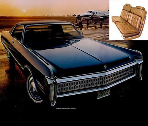 Luxury Cars Of The 1970s