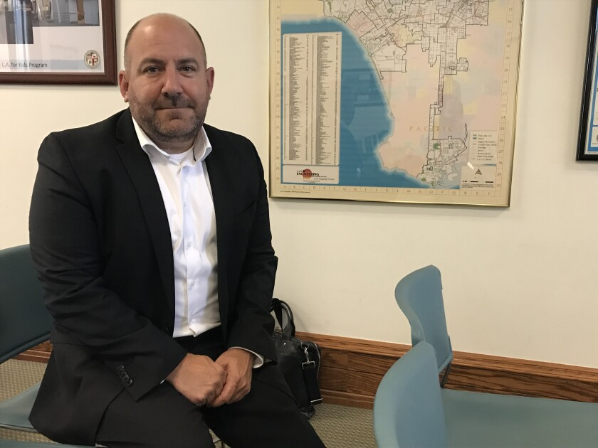 Former L.A. city planning chief Michael LoGrande