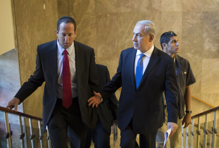 Israel accuses Palestinians of leaking news from peace talks