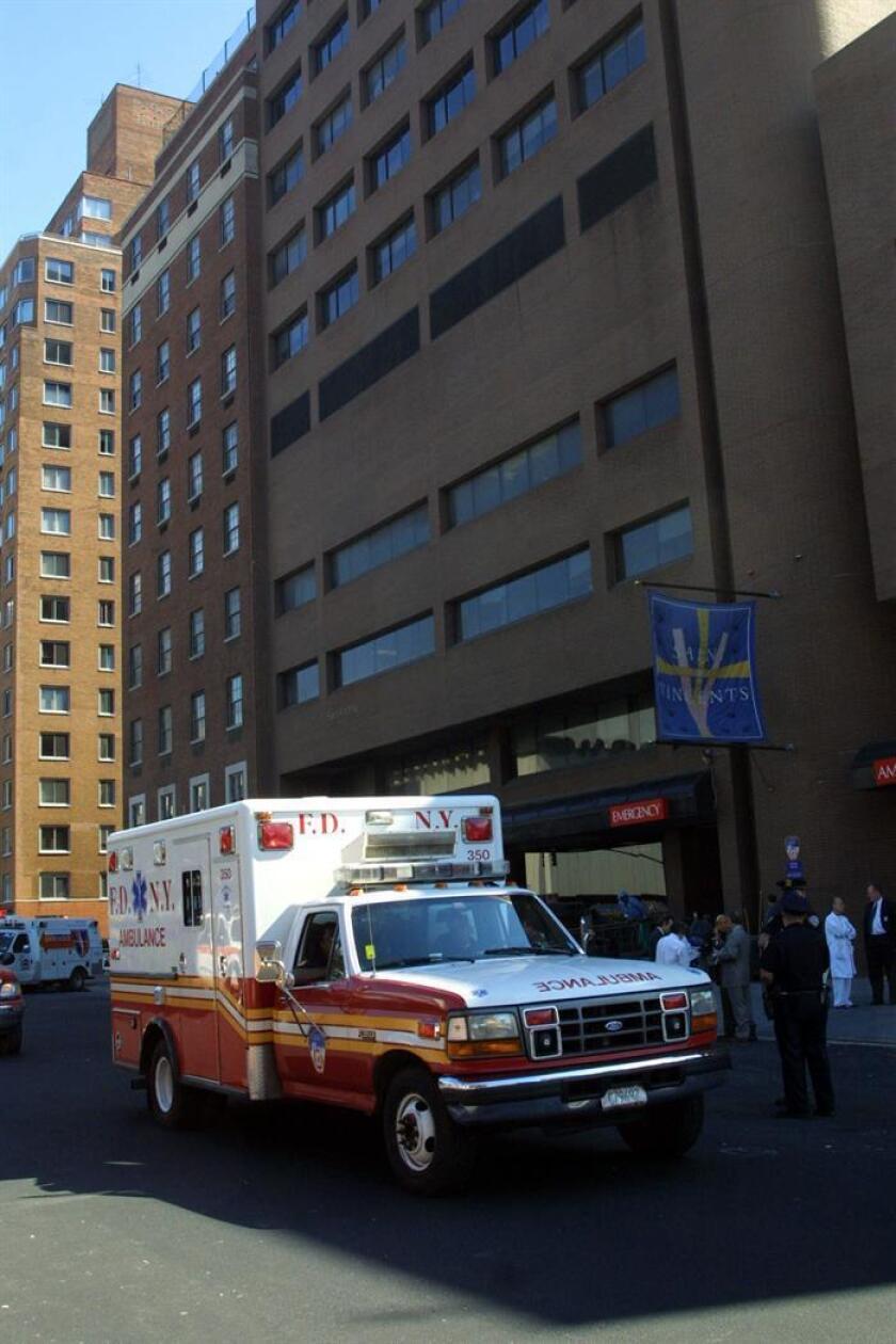 Un diplomático de la delegación de Australia en Naciones Unidas perdió la vida hoy al caer del séptimo piso del edificio donde vivía en Nueva York. EFE/ARCHIVO