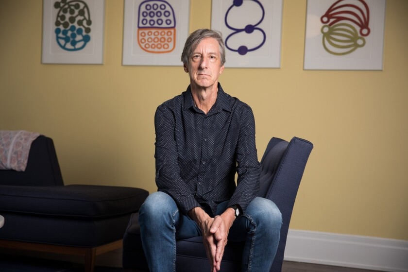 Satirist Andy Borowitz Truth Is Ridiculous In The Age Of Trump
