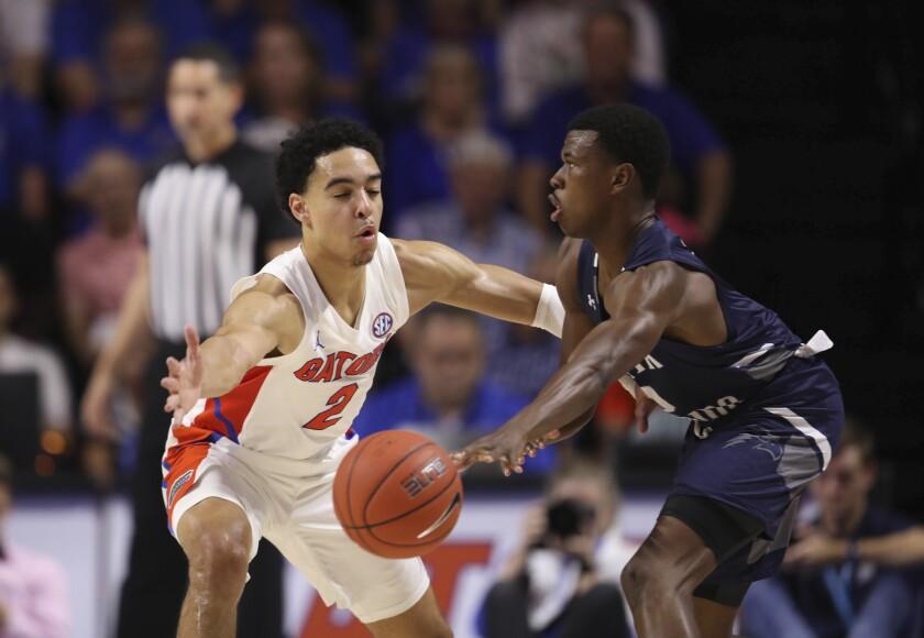 N Florida Florida Basketball