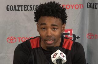 Aztecs prepare for conference game against Boise