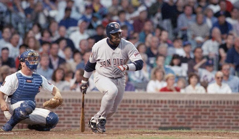 In honor of what would have been Tony Gwynn's 56th birthday, here are 19 moments from the Hall of Famer's storied career — from his arrival at San Diego State in 1977 to his 20-year career with the Padres to his return to SDSU as head baseball coach for the Aztecs to his Hall of Fame induction in Cooperstown.