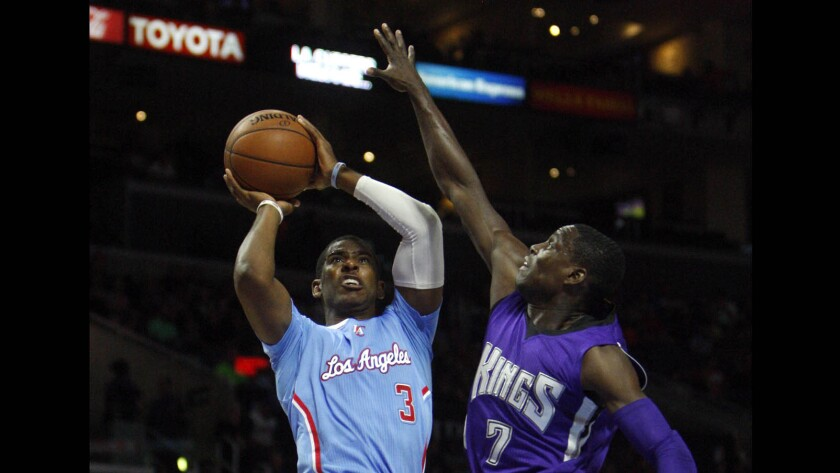 Chris Paul, Darren Collison
