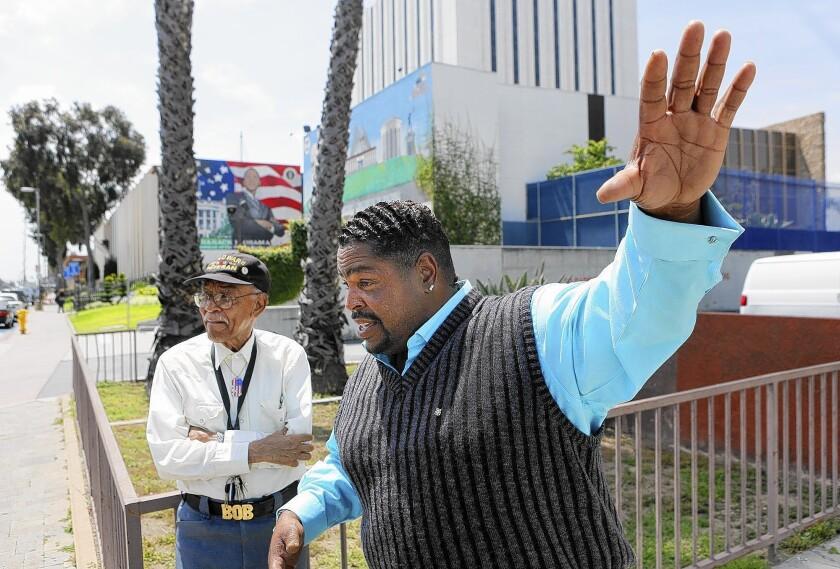 Longtime Compton residents disagree on surveillance