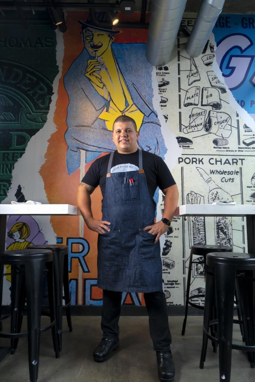 Chef Brad Wise