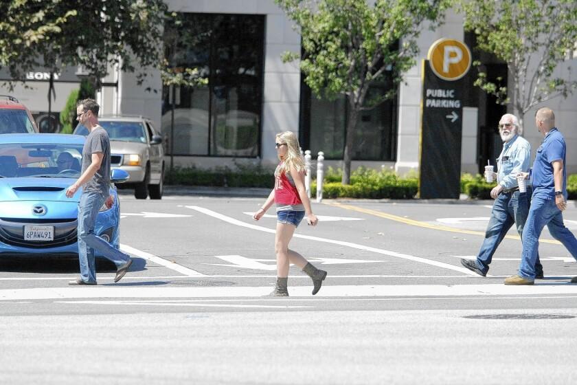 Pedestrian safety taskforce