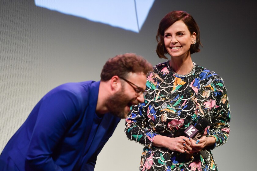 """Long Shot"" Premiere - 2019 SXSW Conference and Festivals"