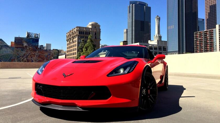 Corvette Z06: Power, perks and an intoxicating roar