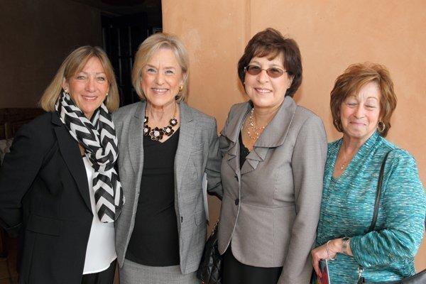 Barbara Rosewarne, Joy Charney, Susan Schwarz , Carol Zlotnik