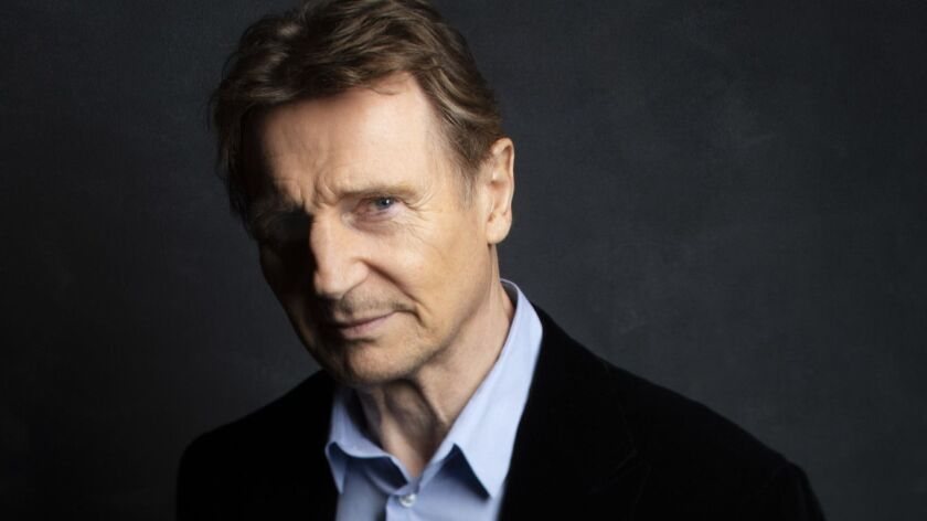 Liam Neeson sparks outrage with comments about seeking a