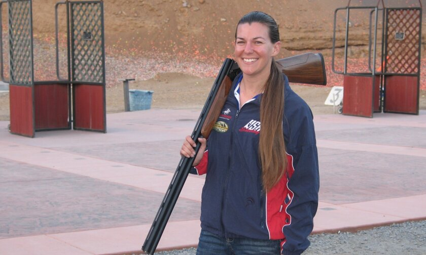At 26, Susan Sledge hopes to make the 2016 USA Shooting Team that will compete in the Olympics at Rio de Janeiro.