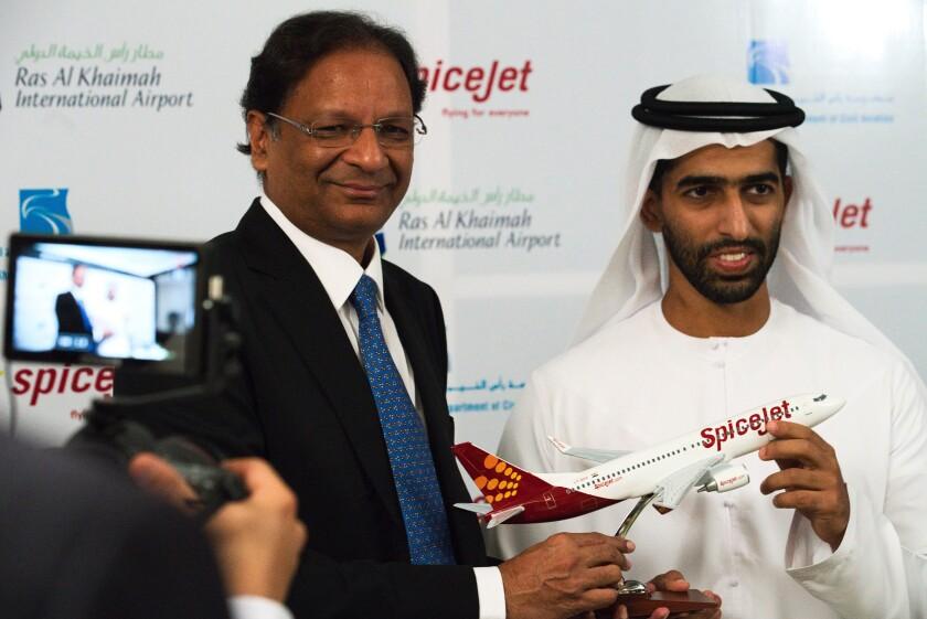Emirates SpiceJet