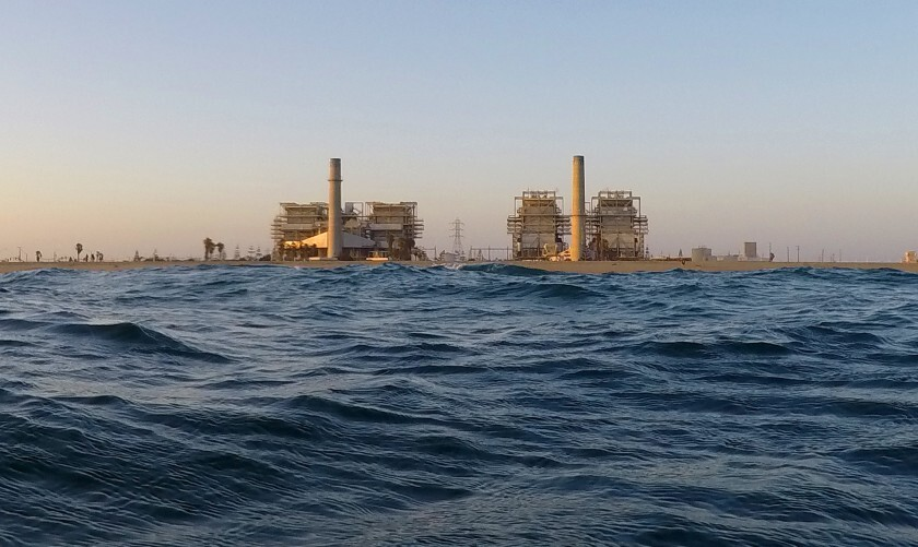 Poseidon Water plans to build a desalination plant next to AES Huntington Beach Generating Station.