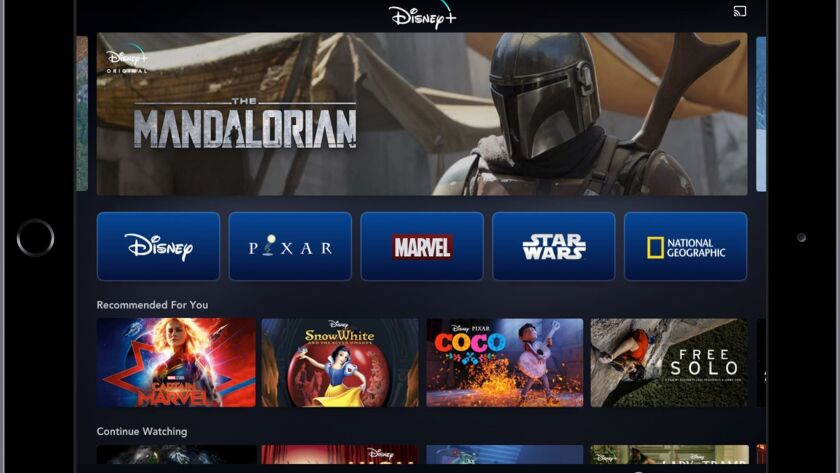 Disney bets its $6 99-a-month streaming service will be a game