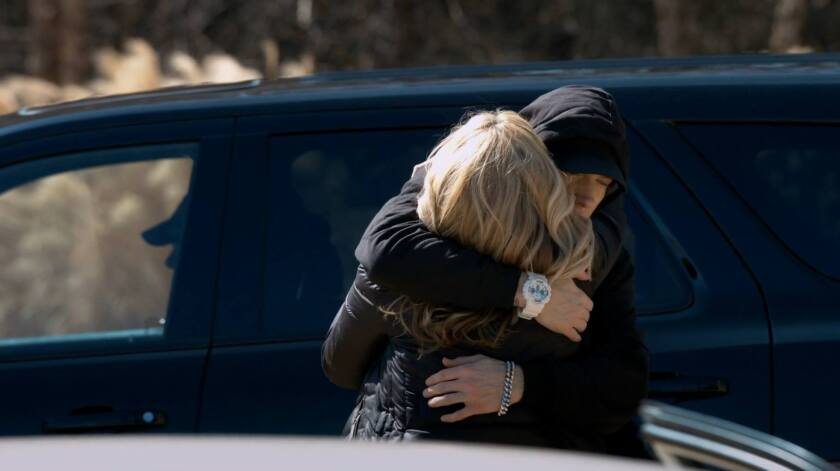 """Eminem released a music video, directed by Spike Lee, for his song """"Headlights."""""""