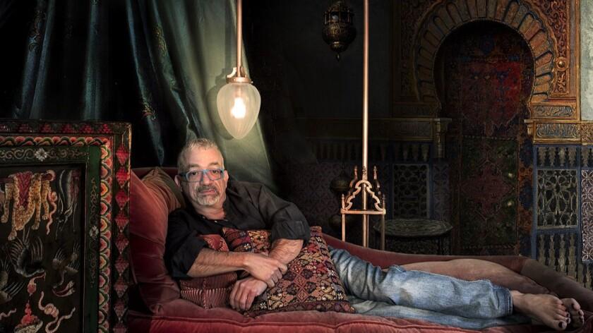 "Rabig Alameddine's new novel is ""The Angel of History"""