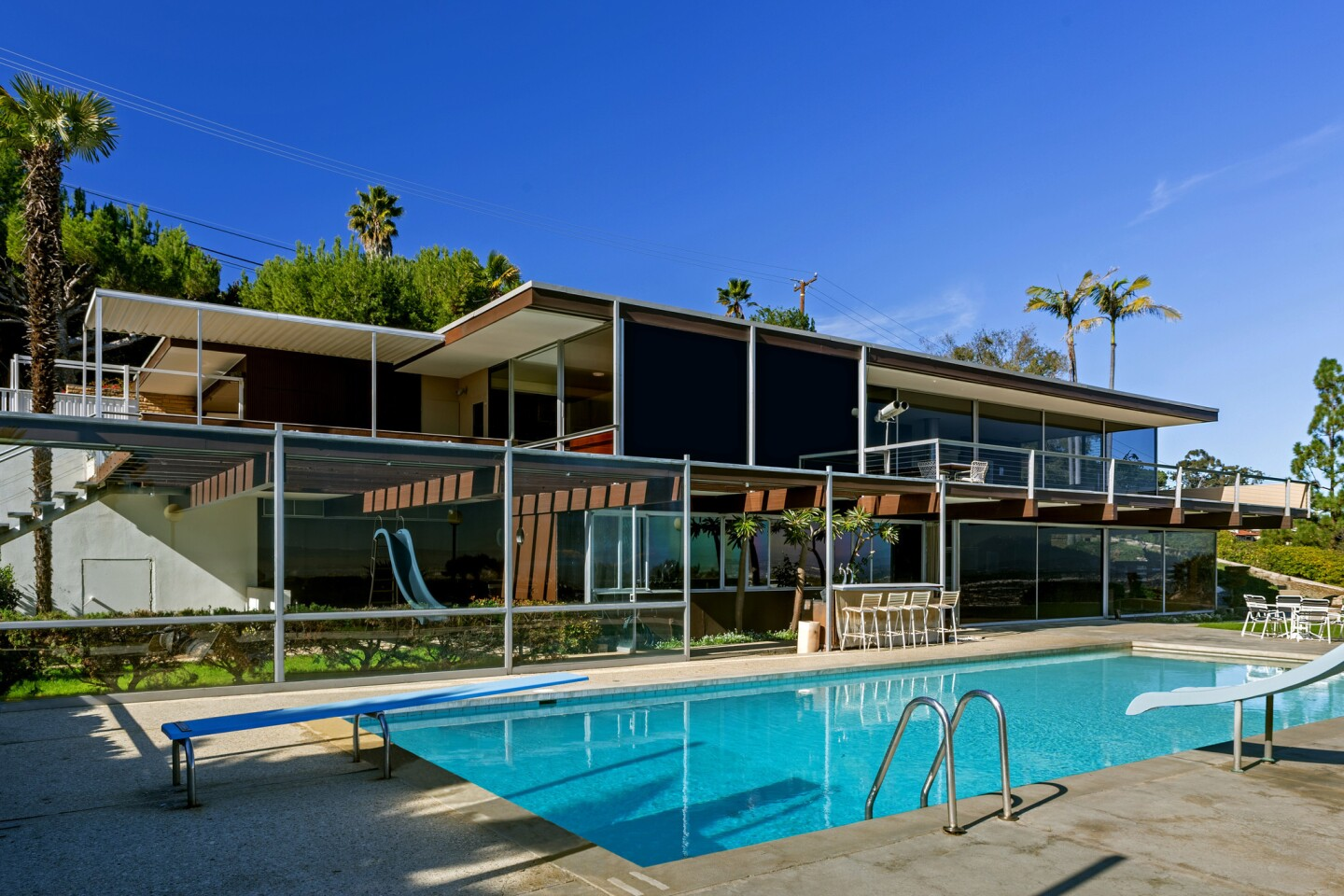 Home of the Week | A shipbuilder's Neutra in Rancho Palos Verdes