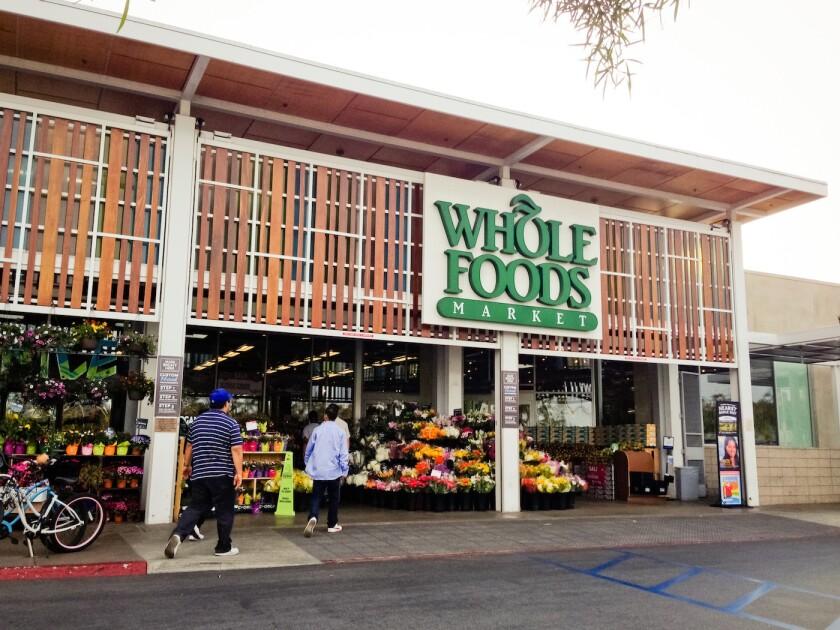 Whole Foods Market, VEnice, California