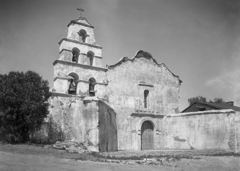 The dedication of Mission San de Alcala on July 16, 1769, is considered to mark the birth of the San Diego we know today.