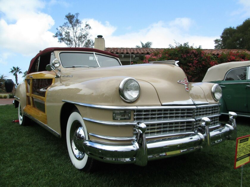 User Upload Caption: 1947 Chrysler Town & Country