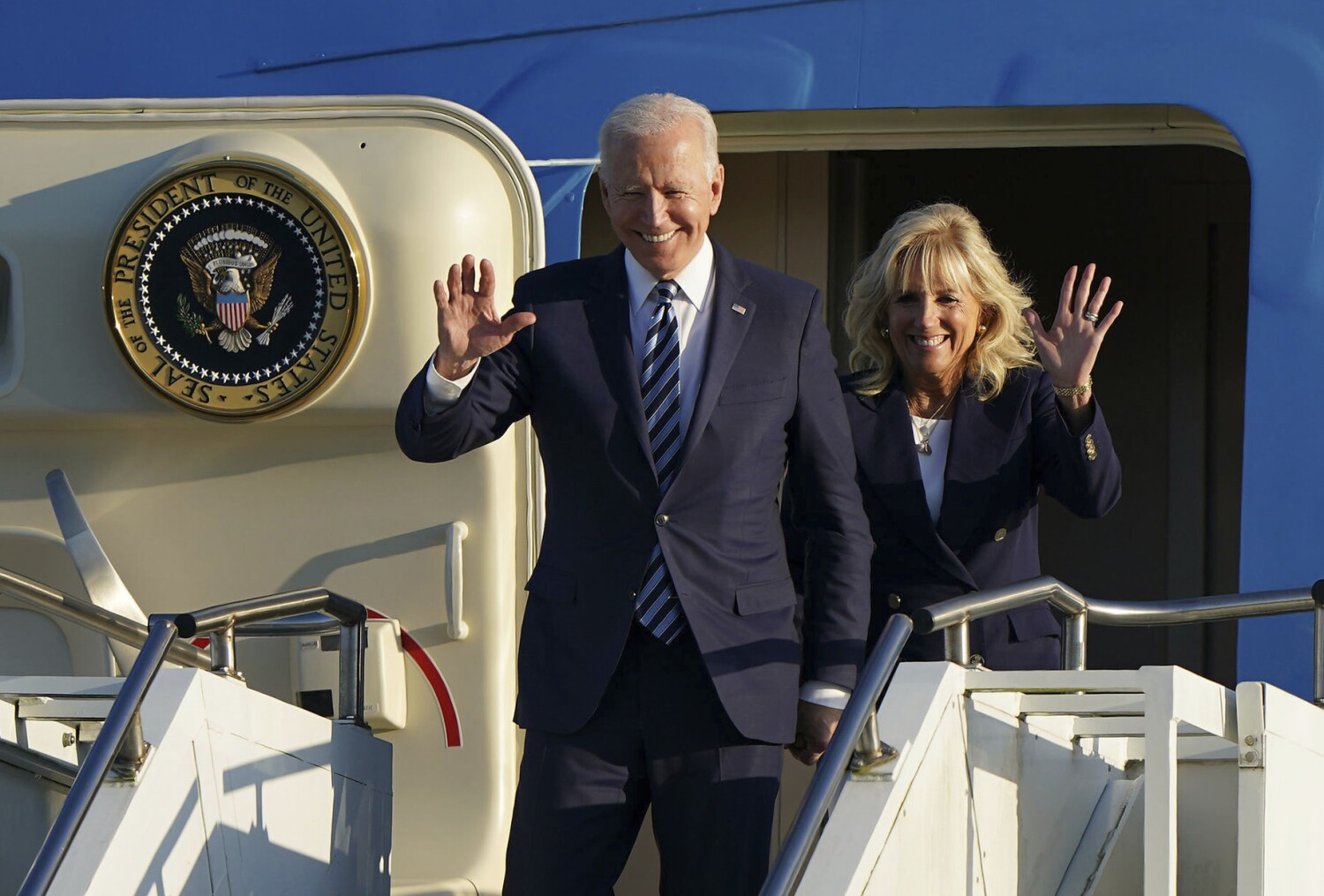 Five things to watch at the G-7 summit of allies, Biden's international debut
