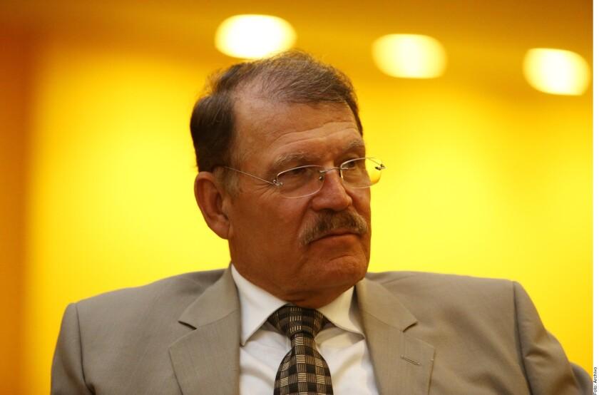 René Camacho, fundador de La Arrolladora Banda El Limón.