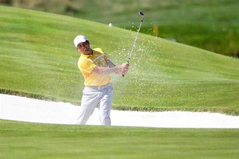 El golfista italiano Francesco Molinari. EFE/Archivo