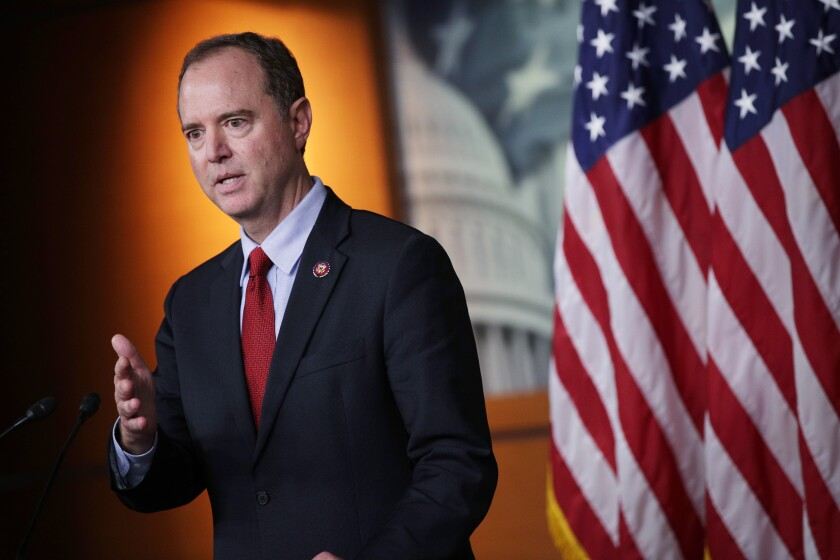 Rep. Adam Schiff (D-Burbank) has begun hosting a series of telephone town halls to connect with his constituents to hear the concerns they have regarding the coronavirus and its impact on their day-to-day lives.