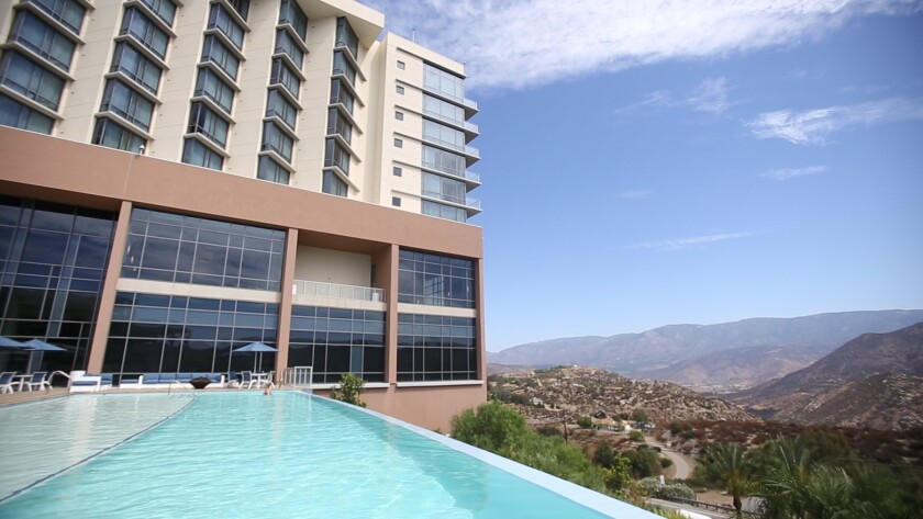 Valley View Casino & Hotel's intimate size, personalized service and 21-and-over crowd gives it a boutique feel.