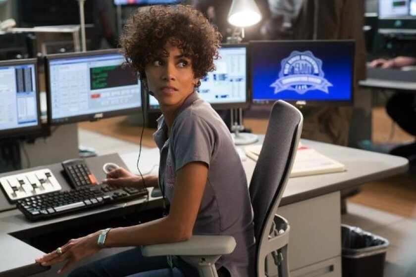 """Halle Berry in """"The Call"""""""