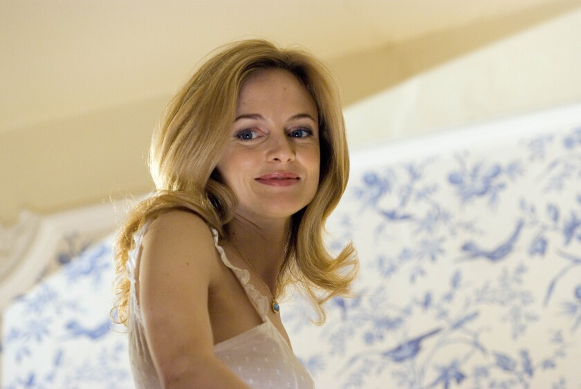 Heather Graham dangles her Hollywood Hills home of two decades