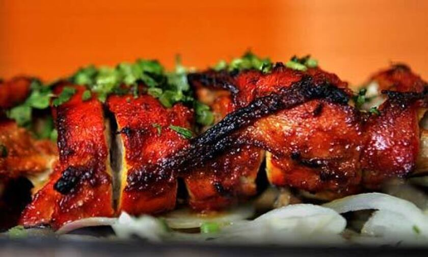 Tandoori chicken makes an enticing dish at Taurat, where Mohammed Hossain and wife Aliza, the owners, do all the cooking. The couple hail from Bangladesh.