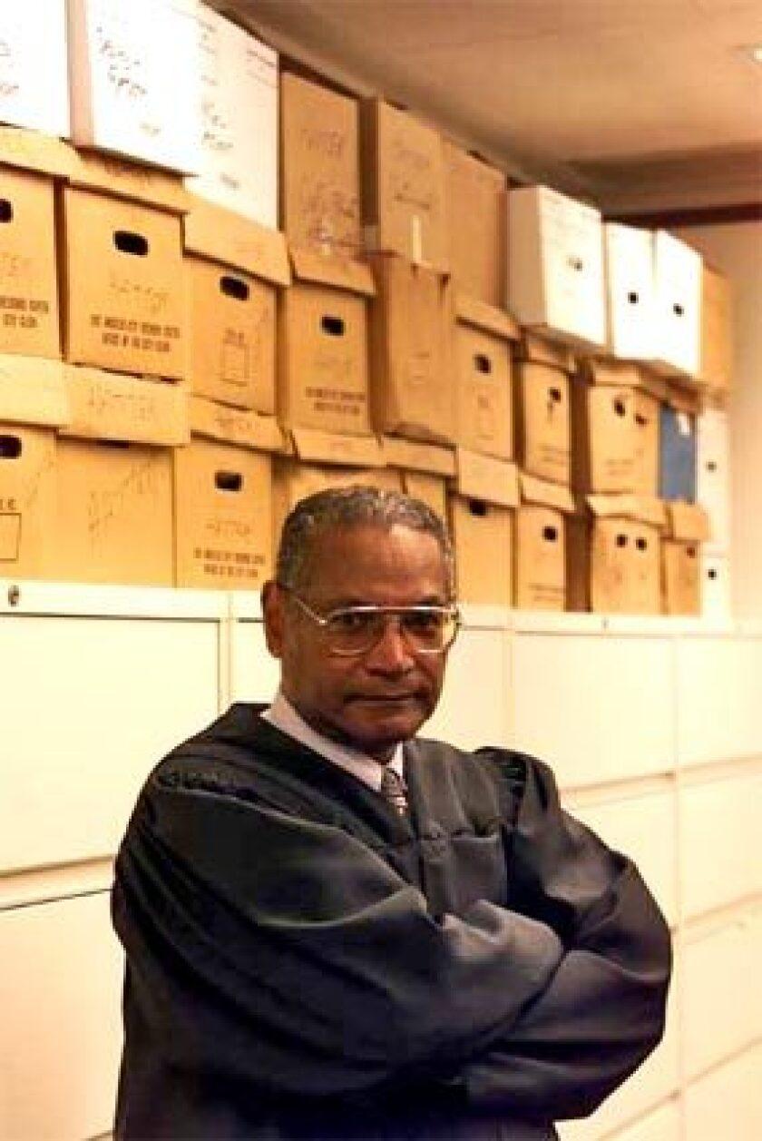 Judge Hatter Jr.