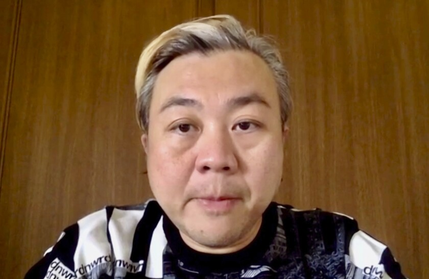 Pavin Chachavalpongpun, administrator of blocked Facebook page in Thailand