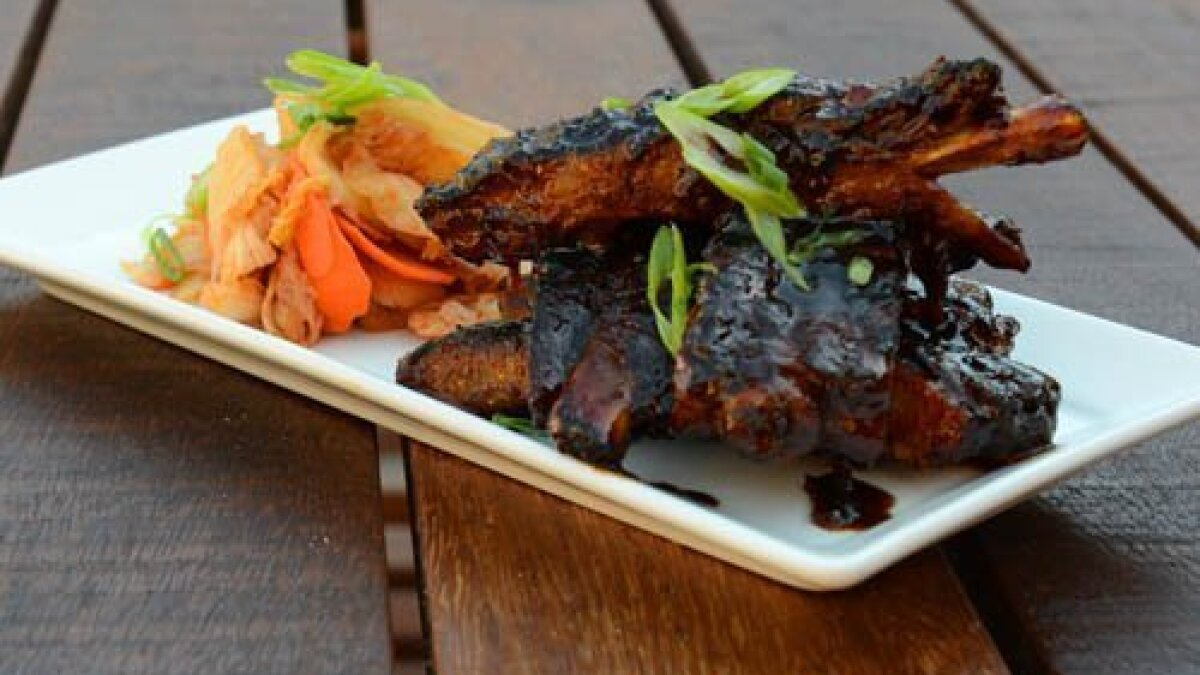 The emphasis is on taste and flavor at Stone Brewing World