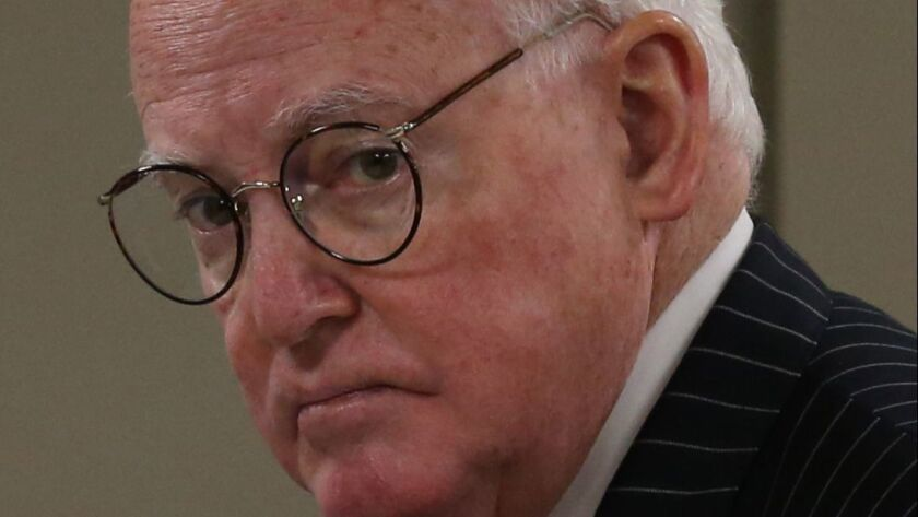 Federal agents raided the City Hall office of Ald. Ed Burke on Thursday.