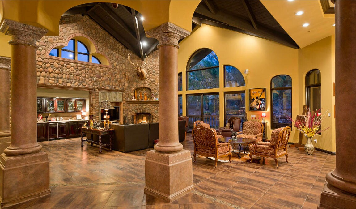 Jim McMahon's Scottsdale home | Hot Property