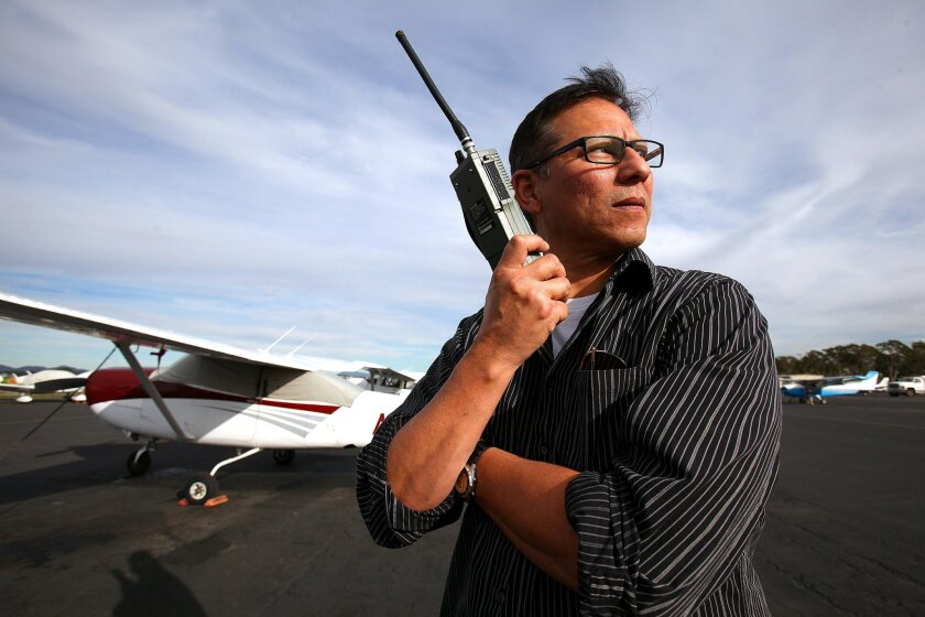 Rick Garza was a flight instructor for two of the suspected terrorists who went on to perpetrate horrible acts on 9/11 in the plane that crashed into the Pentagon, but when they were his students, he asked them to leave the flying club because of their lack of aptitude for flying.  He still teaches