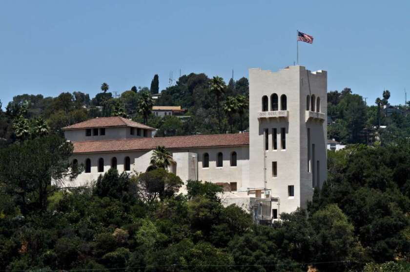 The 101-year-old Southwest Museum is in Mount Washington and open only one day a week.