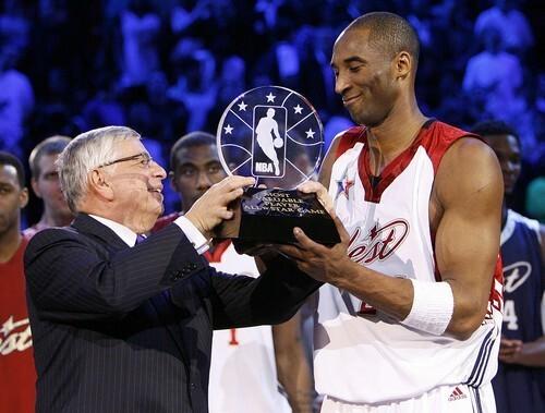 Kobe Bryant, David Stern