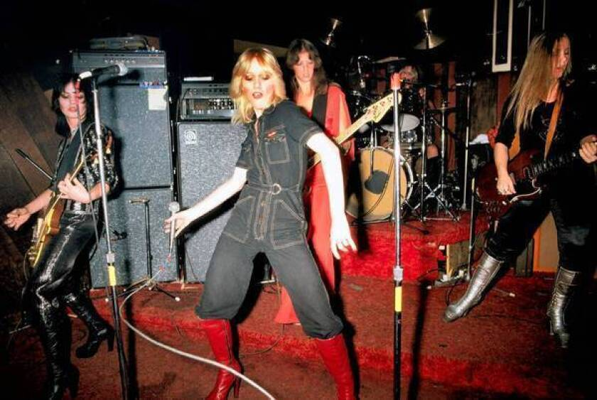'Queens of Noise' takes the Runaways seriously