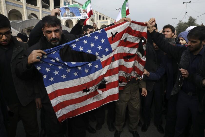 APTOPIX Iran Soleimani